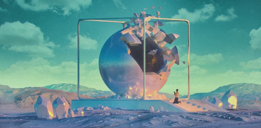 Beeple art every day